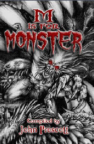 "M IS FOR MONSTER - contains ""Warpigs"""